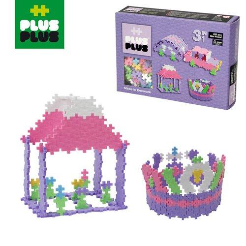 【 ++Plus-Plus 加加積木 】Mini 小顆粒-3合1 夢幻系列 220pcs (盒裝)