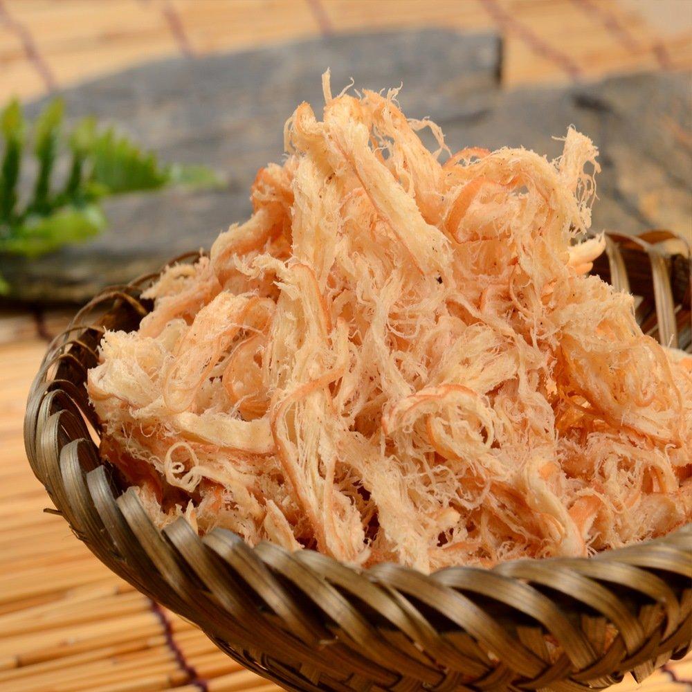 【華得水產】碳烤魷魚絲