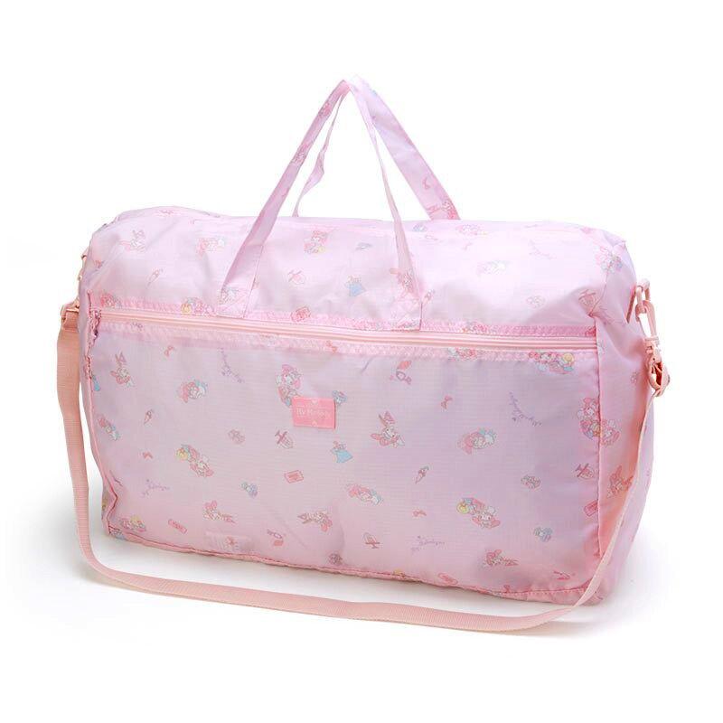 行李拉桿包-美樂蒂 酷洛米 三麗鷗 Sanrio 日本進口