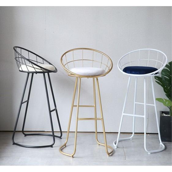 一件免運 現代簡約 吧椅 吧臺椅 高腳凳 吧臺凳 家用北歐 高腳椅子 靠背酒吧凳子 創意椅子 高椅子