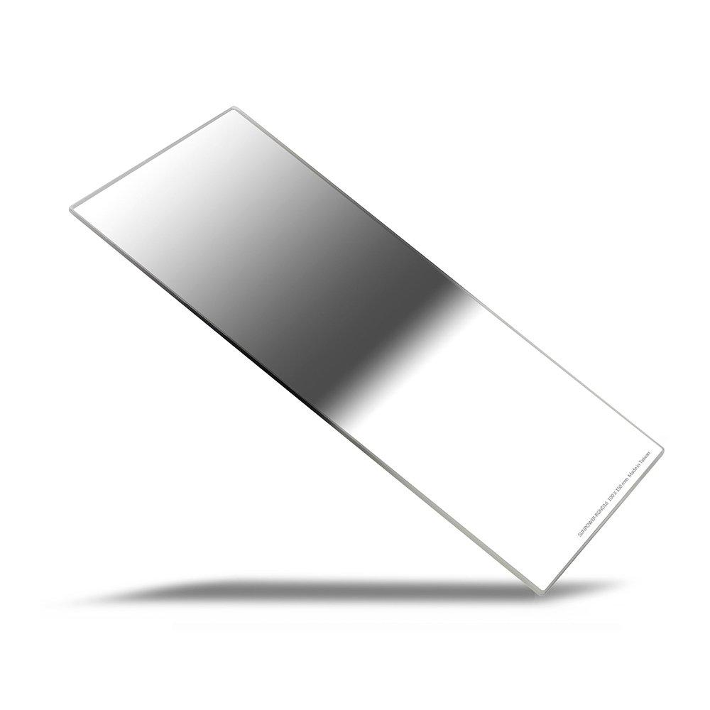 SUNPOWER MC PRO 150x170 Reverse ND 1.5 玻璃方型 反向漸層減光鏡(減5格).