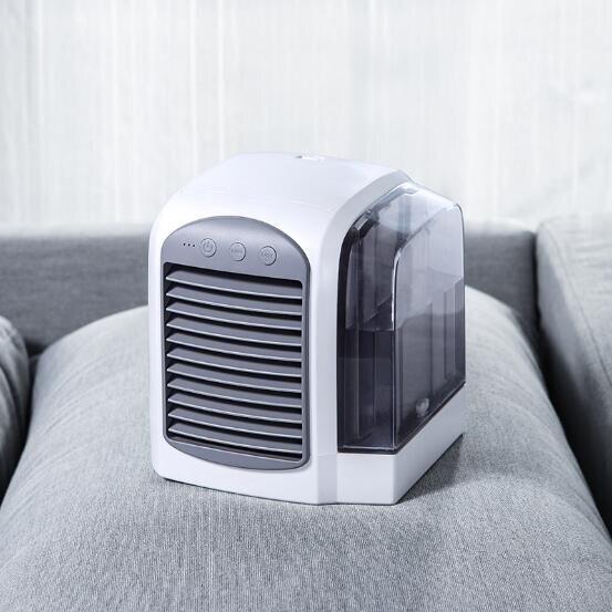 迷你冷風機 電風扇 USB風扇 噴霧風扇 迷你冷氣 桌面風扇 () 全館限時8.5折特惠!