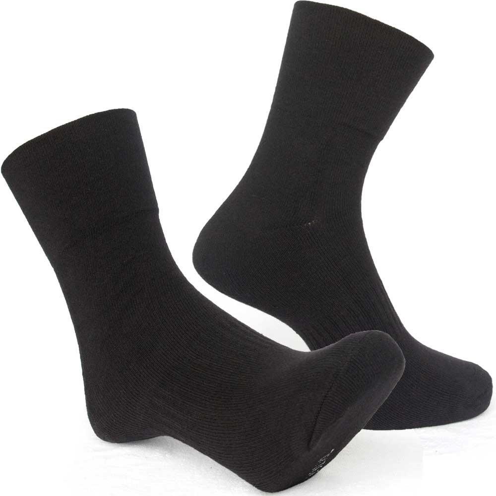 Seraphic 寬口無痕厚底中筒襪/運動襪5雙(MIT)
