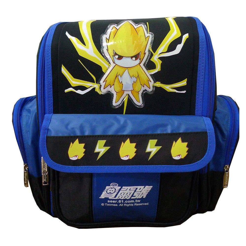 【賽爾號】EVA護脊雙層書背包