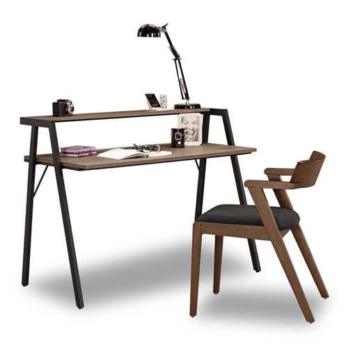 【時尚屋】[C7]諾艾爾3.5尺書桌-含椅子C7-867-1+1019-5免運費/免組裝/