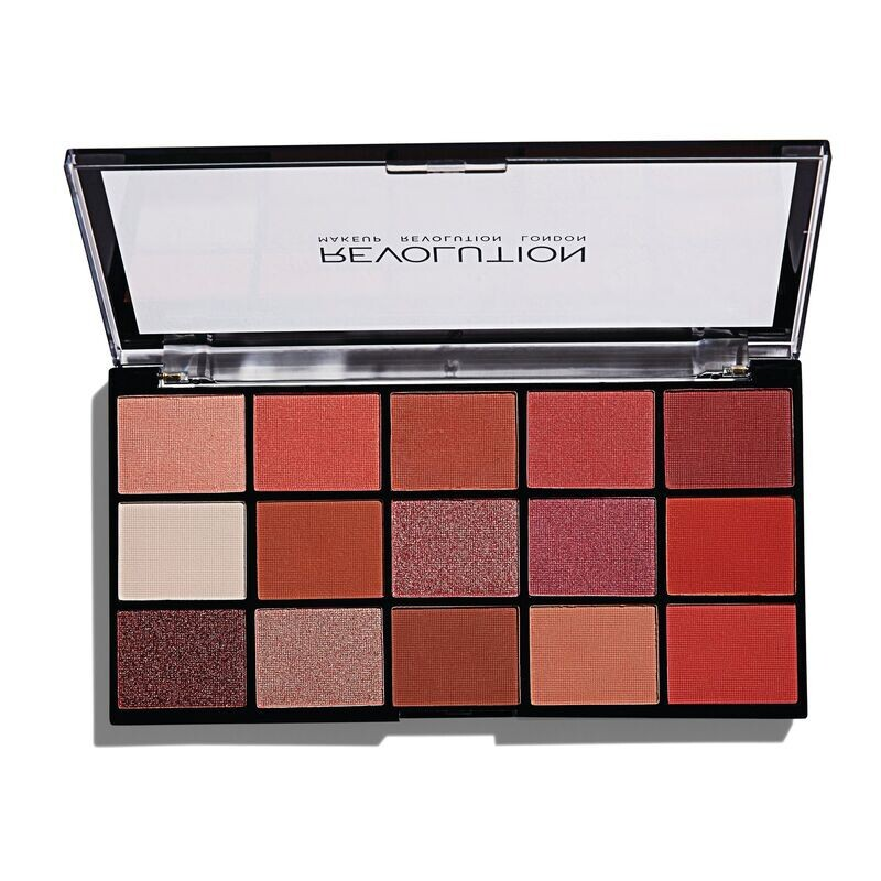 愛來客英國 makeup revolution reloaded palette newtral