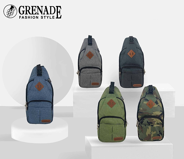 GRENADE 夏日繽紛休閒單肩包/雙肩包 NO:G167
