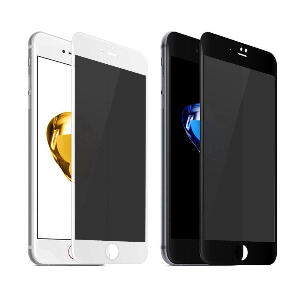 送手機殼【SHOWHAN】iPhone 7 Plus /8 Plus 3D曲面防窺鋼化玻璃保護貼