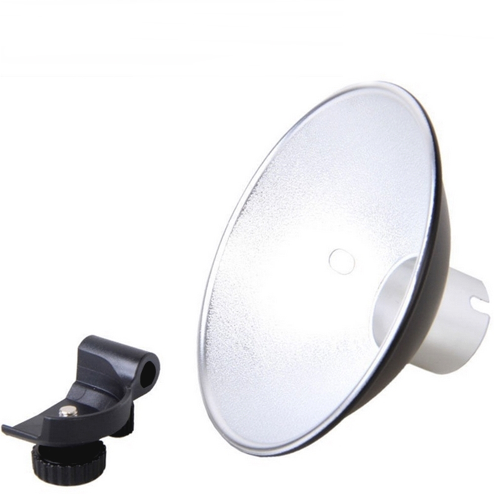 Godox神牛Wistro威客圓盤碟型反射罩反光罩AD-S6(可上柔光傘反射傘反光傘)適AD200 PRO AD360II-C -N