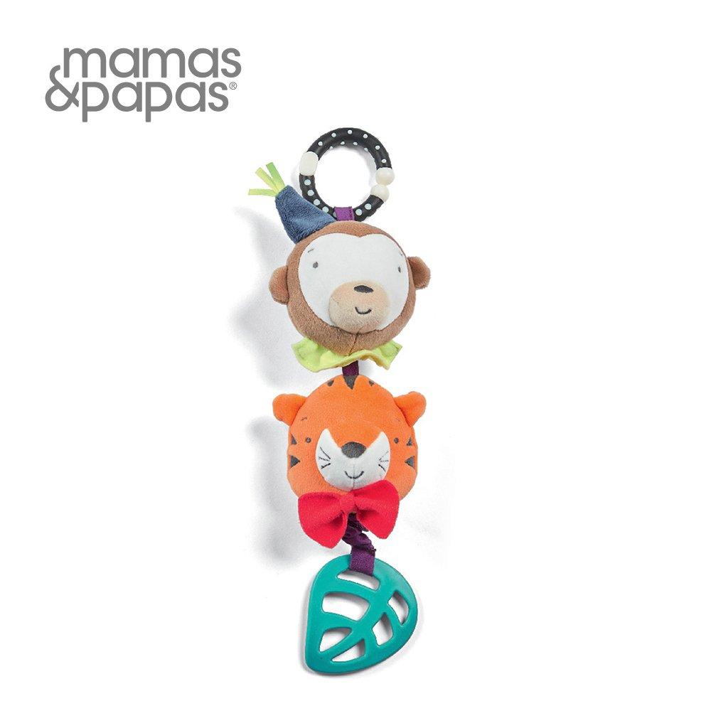 Mamas & Papas 梅西提克串門子(吊飾玩偶)