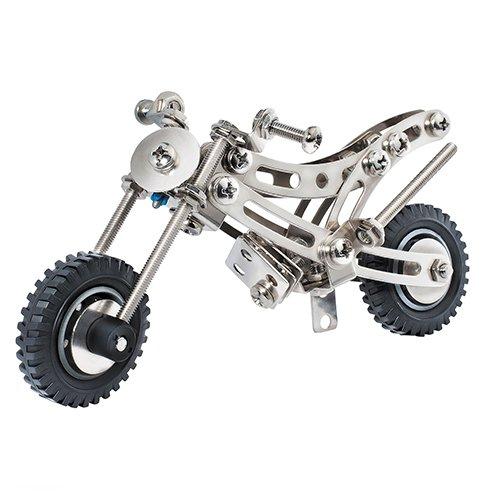 德國eitech 益智鋼鐵玩具-攀岩單車 C60