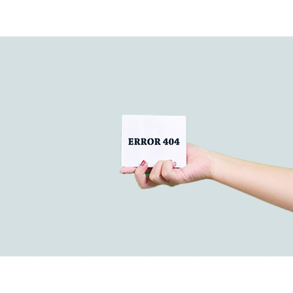 形貼膜錯誤 404