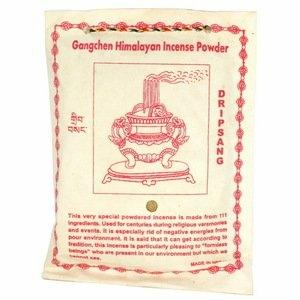 【藏傳佛教文物】喜瑪拉雅除障香粉 煙供粉-160g(PBI-28)-5入