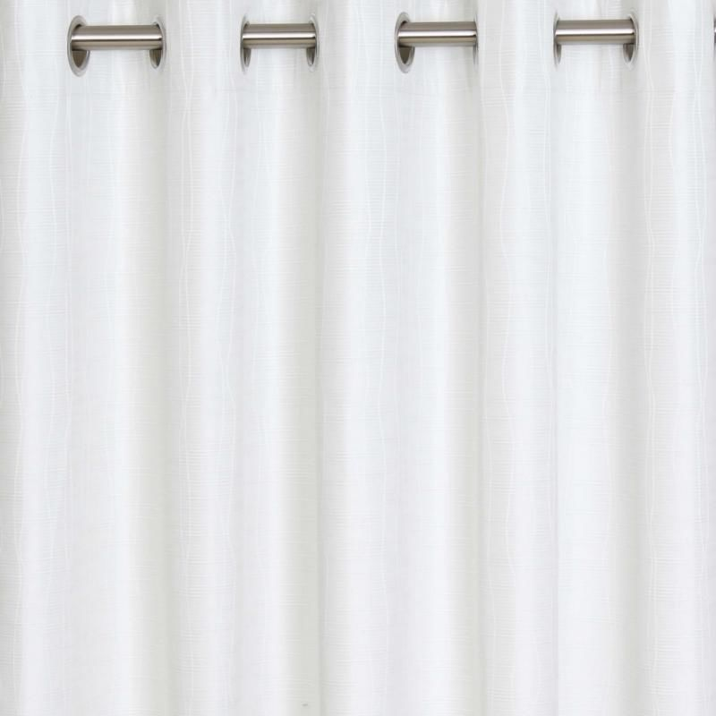 Bamboo Blockout Eyelet Curtain 220cm & 250cm Drop