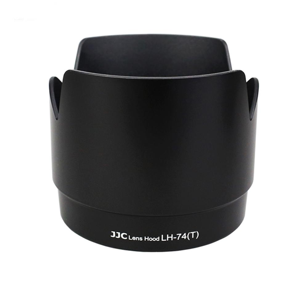 JJC Canon副廠ET-74遮光罩(花瓣型,黑色)