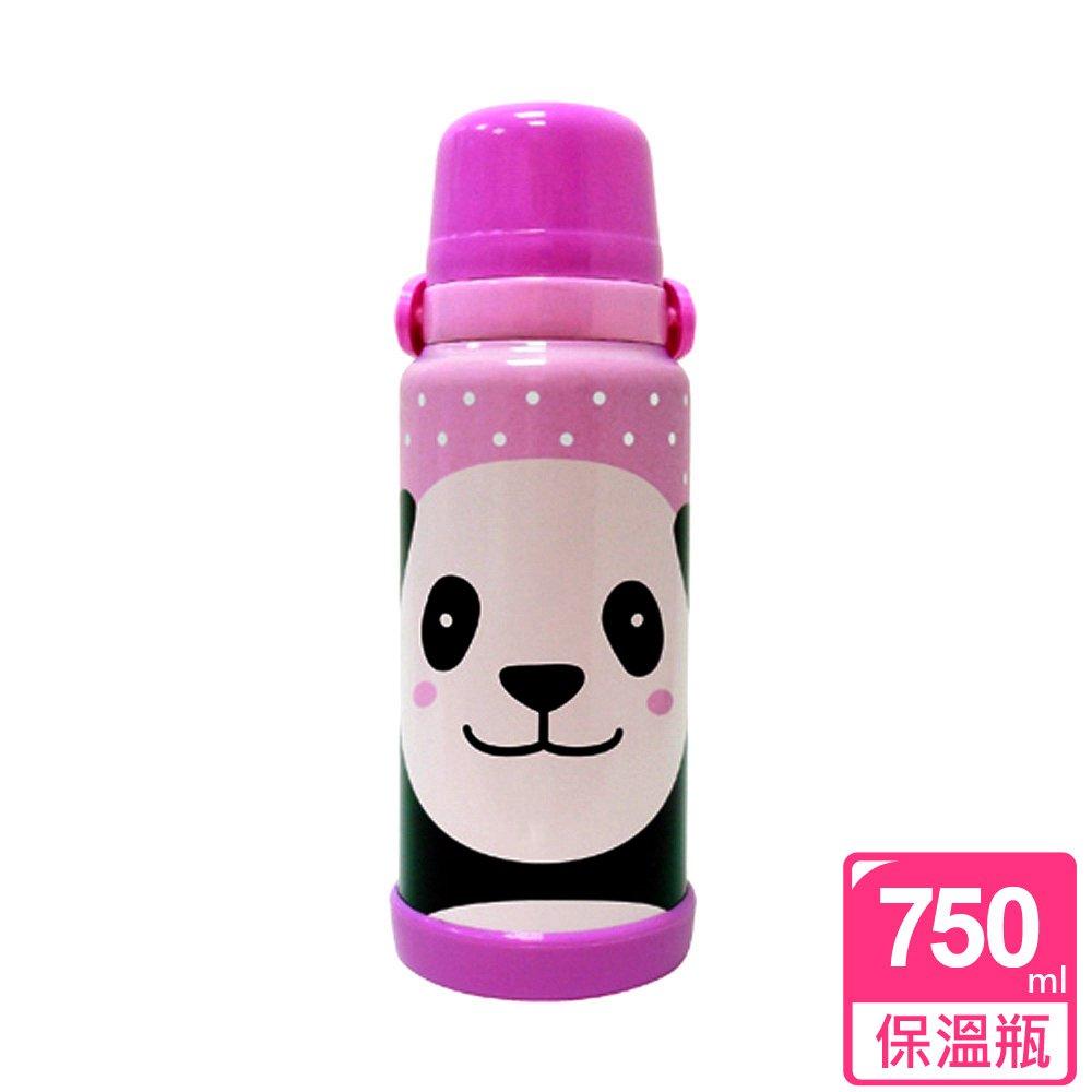 【犀利師】My Water淘氣貓熊保溫保冷瓶750ml