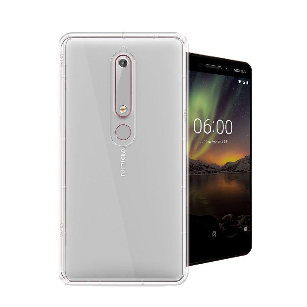 VXTRA 全新Nokia 6 (2018) / Nokia 6.1 防摔抗震氣墊保護殼 手機殼