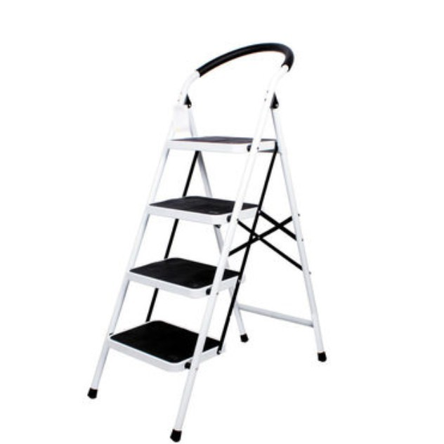 梯子家用折疊三步梯加厚扶梯登高梯凳樓梯家用人字梯室內小梯子