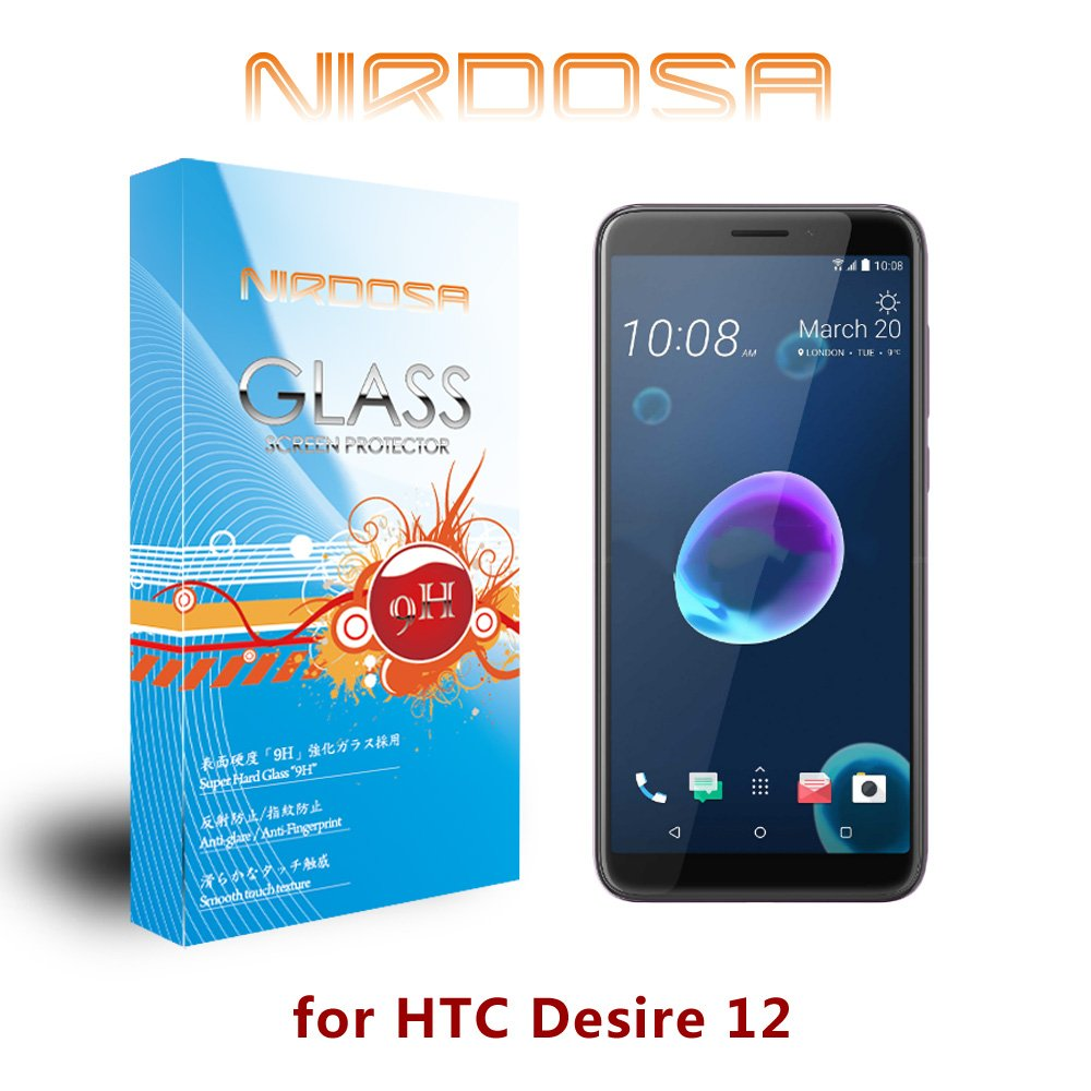 NIRDOSA HTC Desire 12 9H 0.26mm 鋼化玻璃 螢幕保護貼