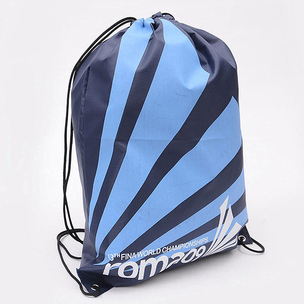 iSFun 防水束口旅行戲水收納衣物後背包 2色可選
