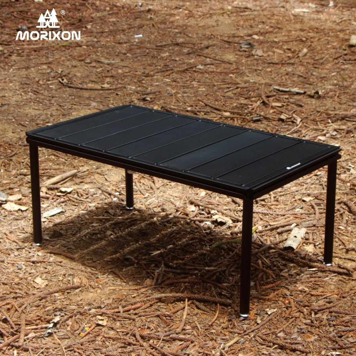 【露營好夥伴】Morixon-MT-5E 魔法小桌 蛋捲桌板  露營桌 摺疊桌 野餐桌 戶外桌 攜帶桌 迷你桌 防潑水