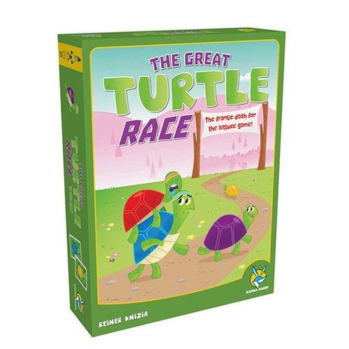 益智玩具 跑跑龜 The Great Turtle Race (中文版)
