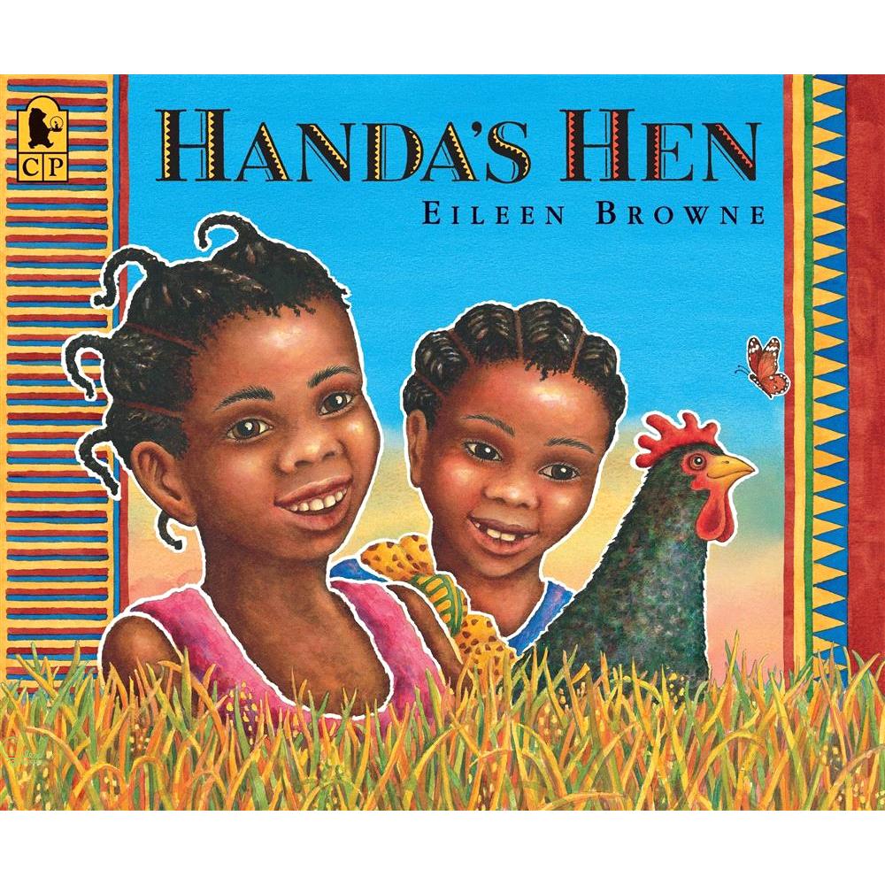 Handa's Hen (平裝本) 廖彩杏老師推薦有聲書第2年第4週【禮筑外文書店】[73折]
