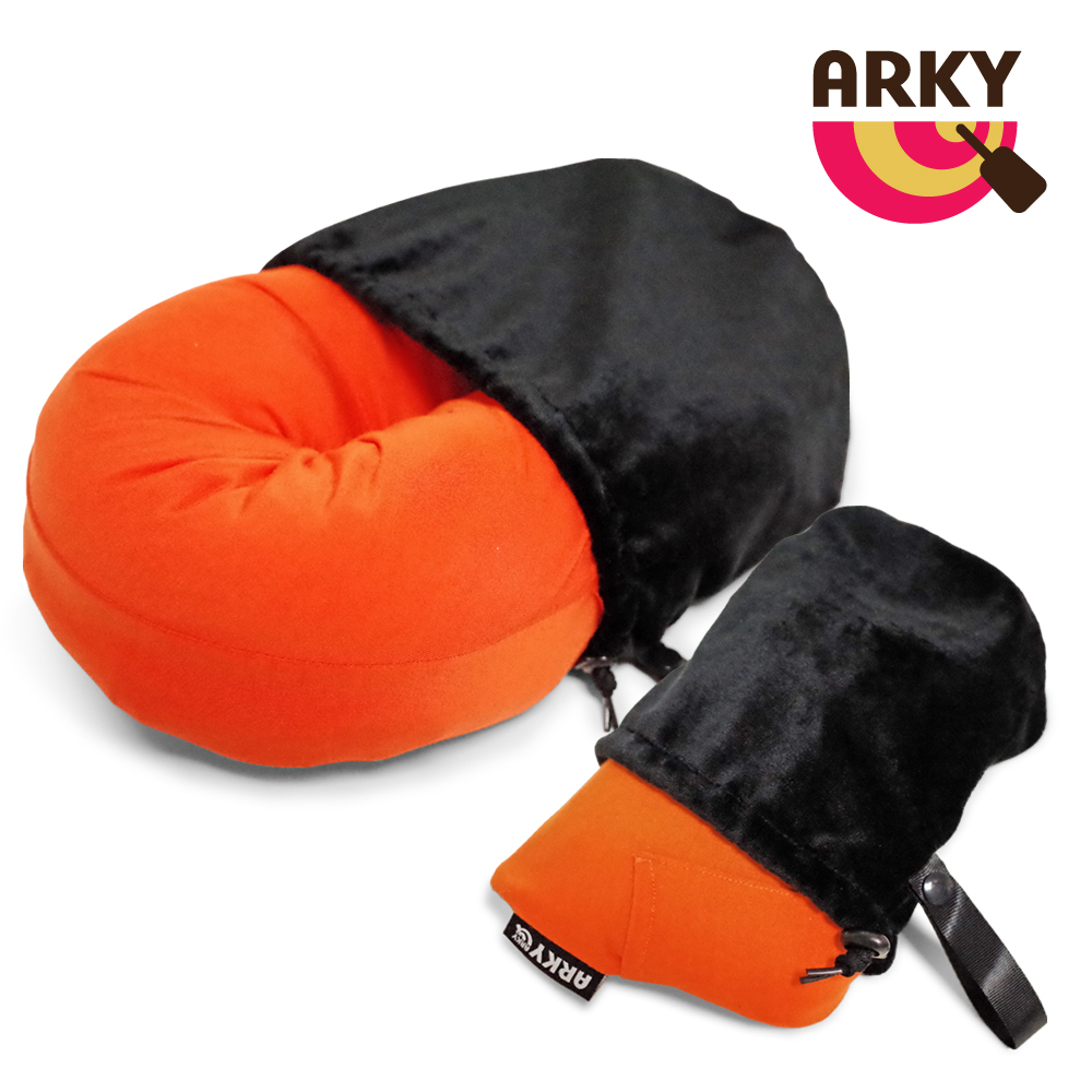 ARKY Somnus Travel Pillow 咕咕旅行枕收納袋