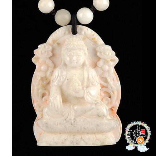 釋迦佛極品龍宮舍利項鍊a  十方佛教文物