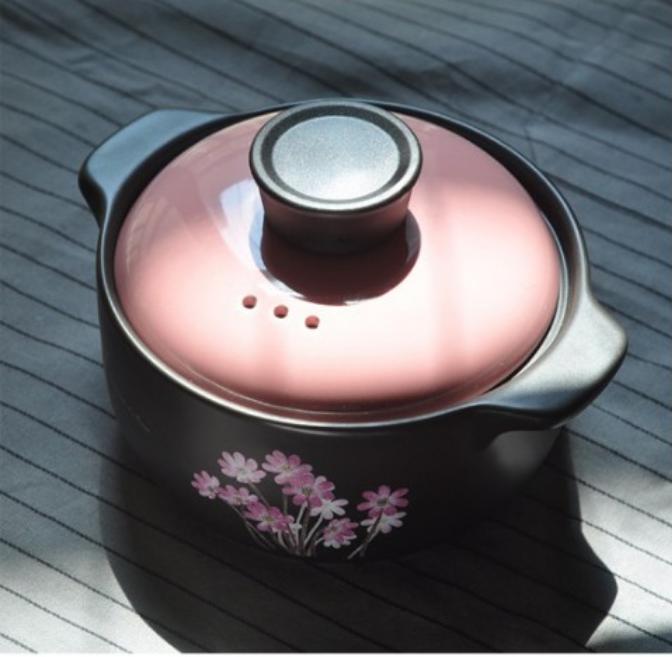 免運 砂鍋 燉鍋 家用燃氣沙鍋 湯煲 小煲仔飯燉湯明火耐高溫煲 湯鍋 陶瓷 湯鍋 陶瓷鍋