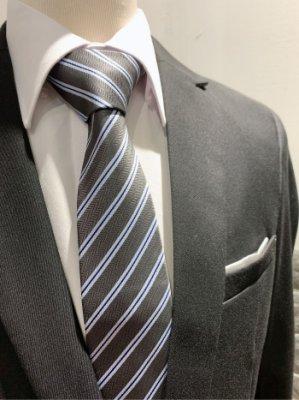 《白領特區》男士領帶 窄版7公分 台灣製造??