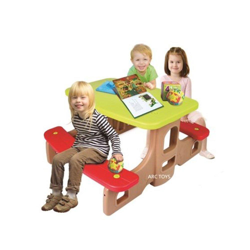 韓國HAENIM TOY 兒童遊戲野餐桌椅 DS-908