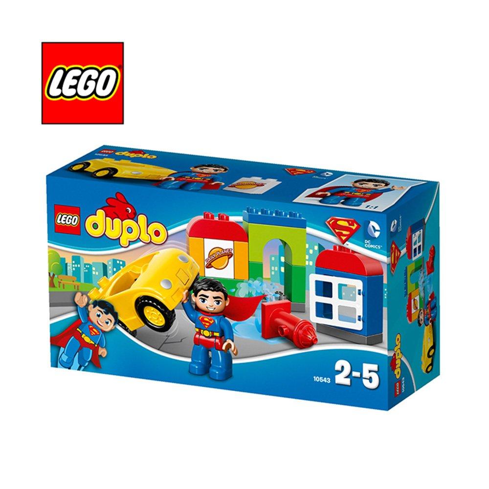 樂高【LEGO】L10543得寶系列-Superman Rescue