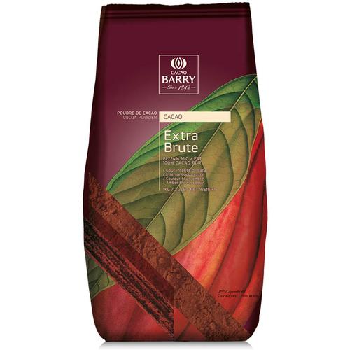 CACAO BARRY防潮100%可可粉 (1kg*3包)