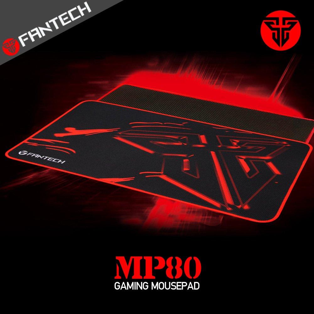 FANTECH MP80 精準控制型精密防滑電競滑鼠墊