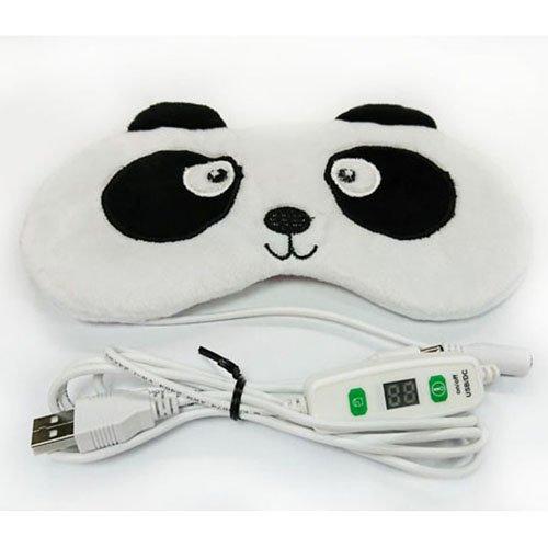 USB調溫定時蒸氣SPA眼罩