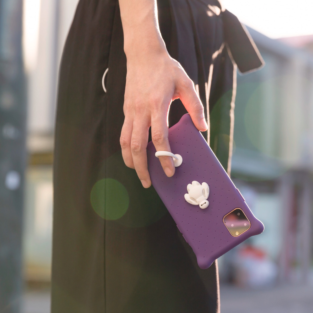 Bone / iPhone 11 Pro Max 泡泡保護套 手機殼 - 杯麵