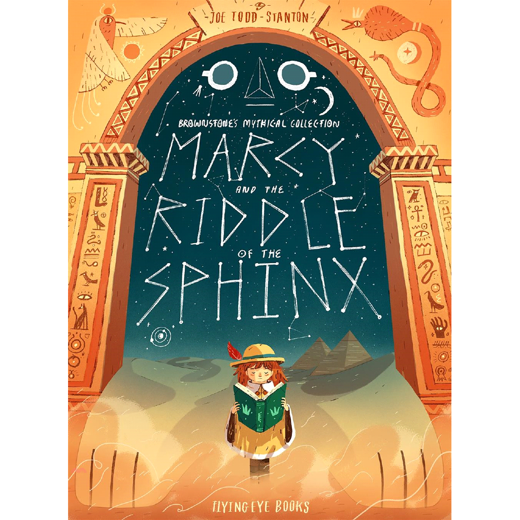 Marcy and the Riddle of the Sphinx【三民網路書店】[79折]