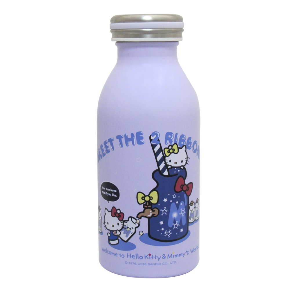 Hello Kitty Action真空保溫瓶350ml KF-5235P