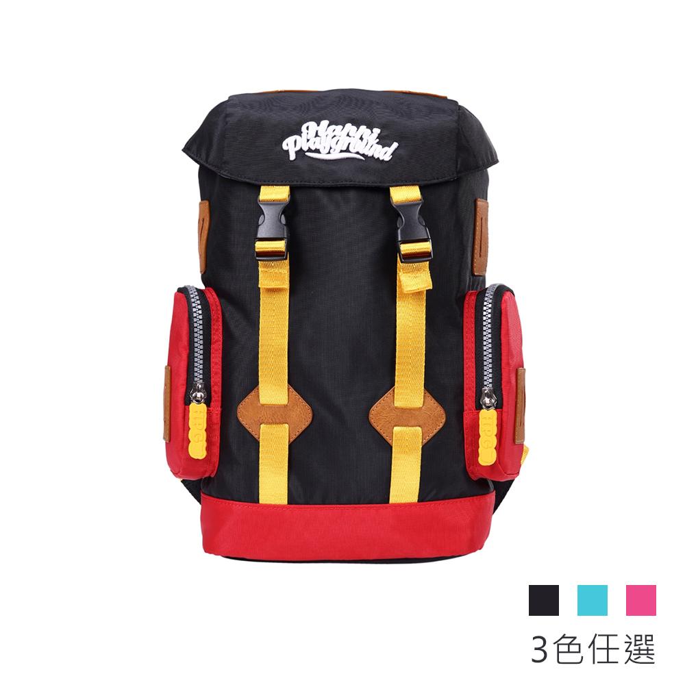 【HappiPlayGround】元氣小隊長 兒童背包 (3色)