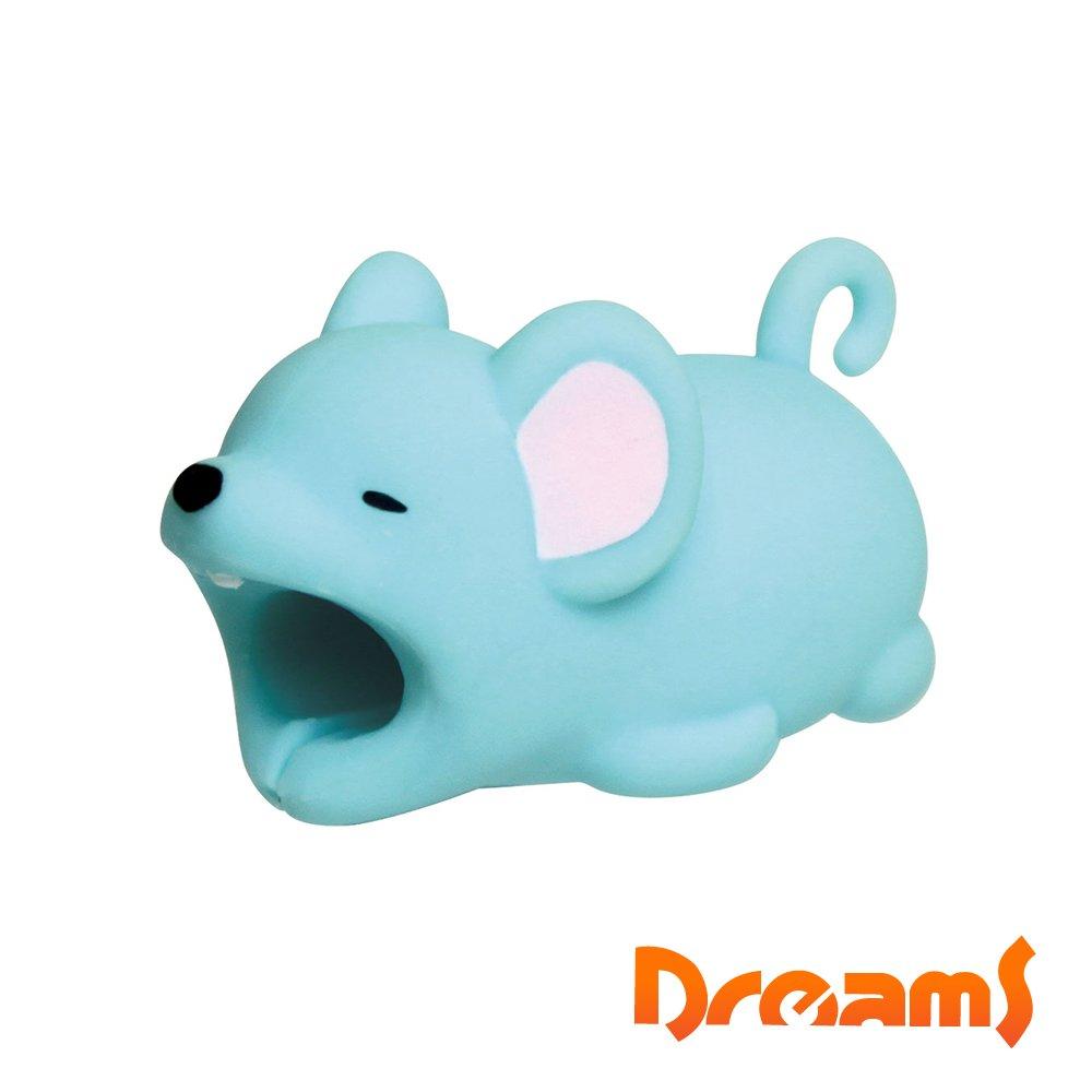 Dreams 慵懶動物園Ⅱ-iPhone專用咬線器(不怕貓老鼠)