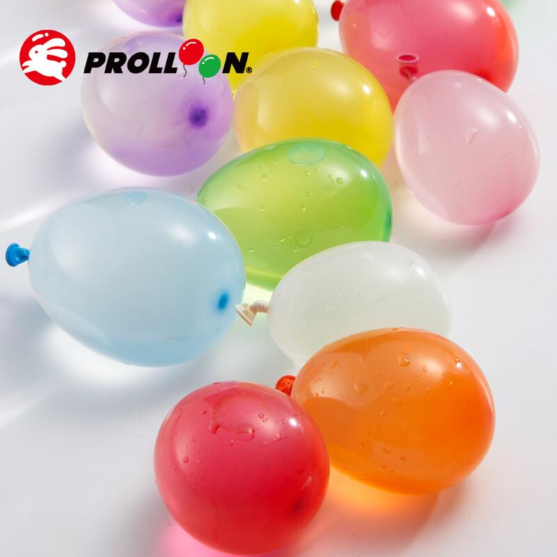 大倫氣球4吋水球 2280顆裝 water balloon 水球大戰 台灣製造 安全無毒