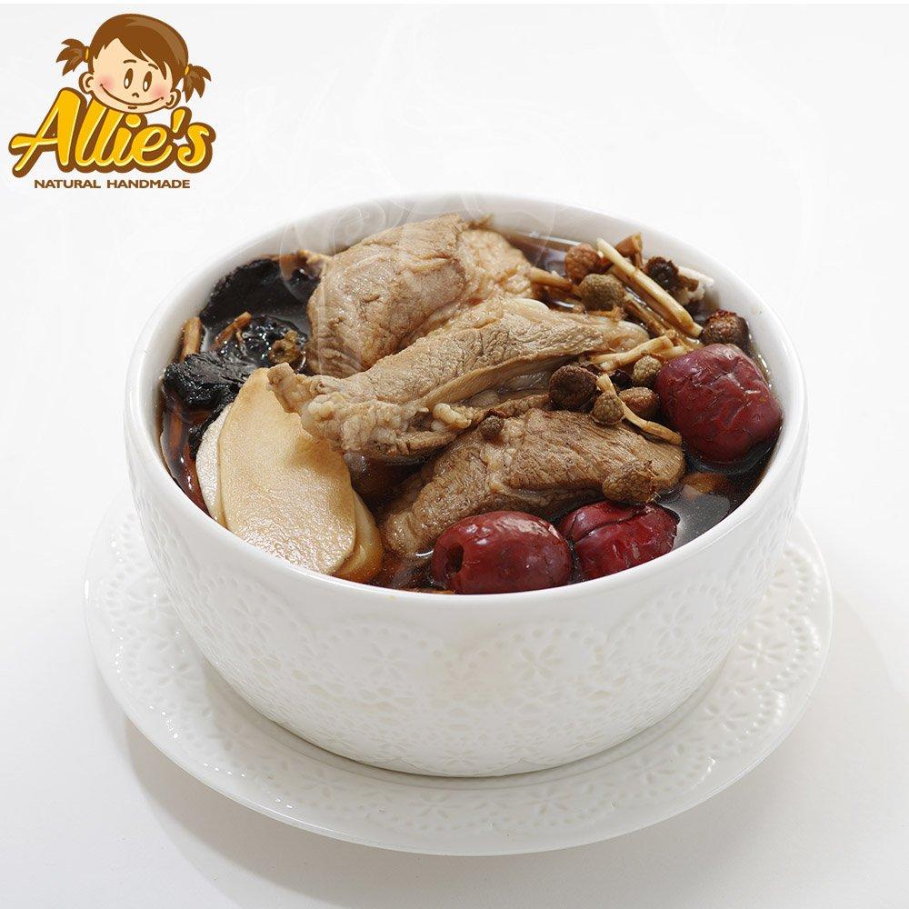 Allie's港式煲湯系列  2包淮山肉漎蓉軟骨湯420g/包-出貨d+7天