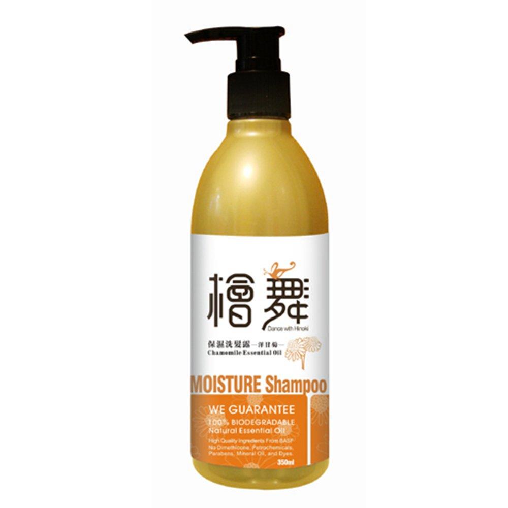 【檜舞】保濕洗髮露-洋甘菊 (350ml/瓶)