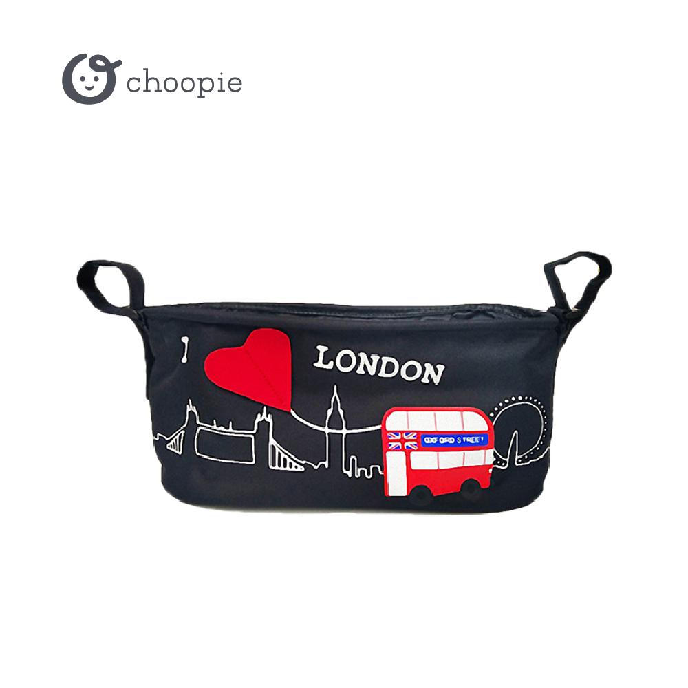【Choopie】CityBucket 推車置物袋 戀戀倫敦