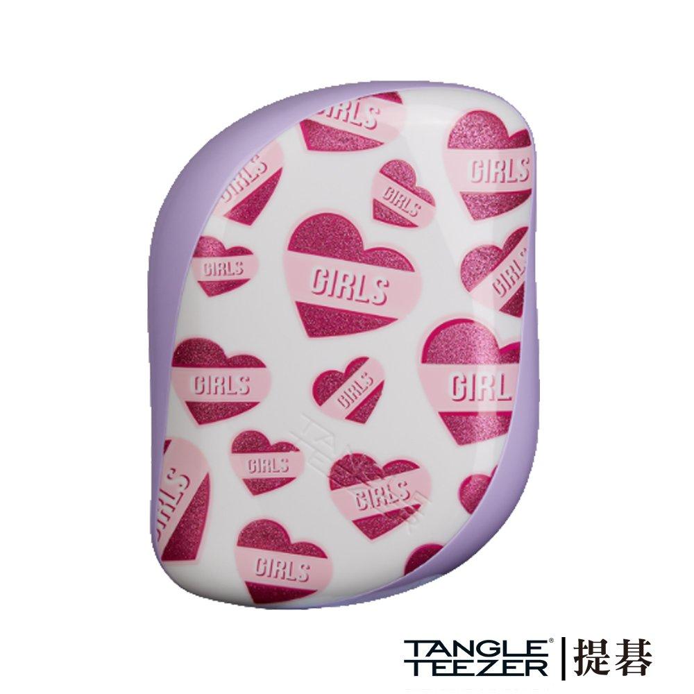 【TANGLE TEEZER提碁】利物浦攜帶梳-甜心女孩