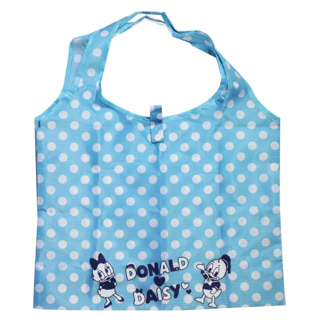 日本 迪士尼環保購物袋 唐老鴨收納購物袋 收納購物袋