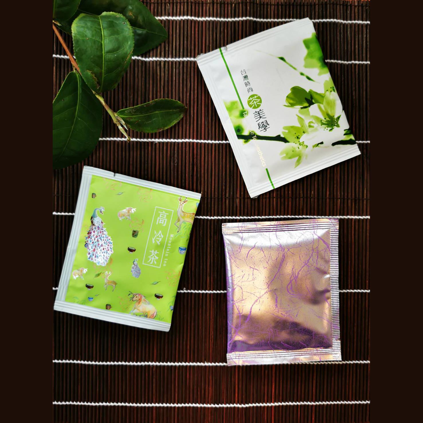 【太平製茶】高山烏龍茶袋茶 一盒30小包