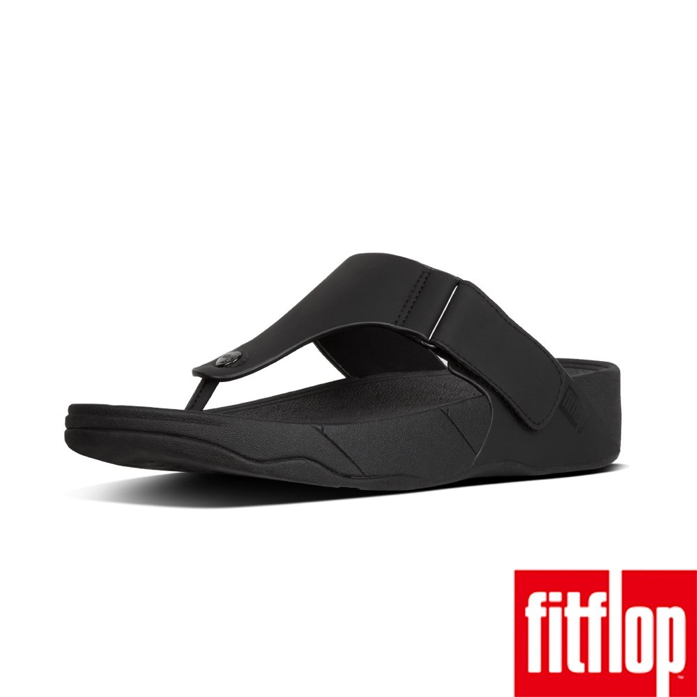 FitFlop TRAKK II NEOPRENE TOE-THONGS夾腳涼鞋黑色