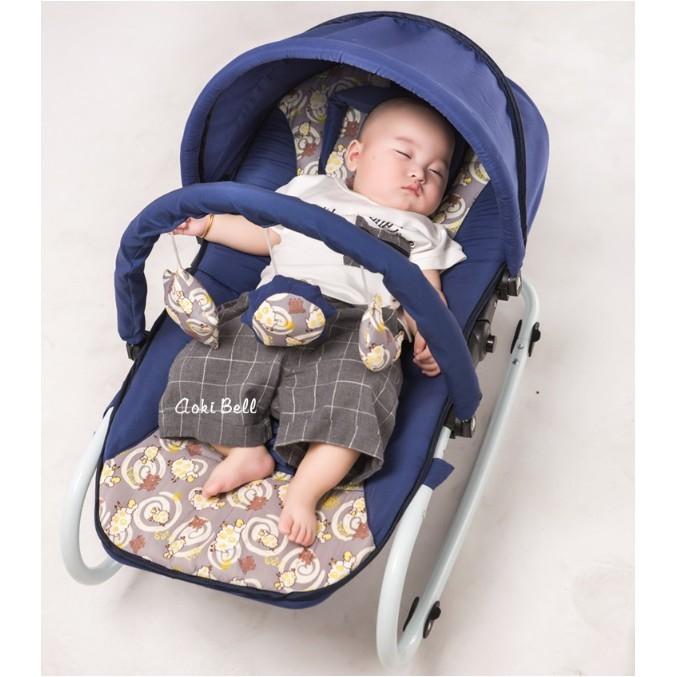 一件免運嬰兒多功能音樂 搖搖椅 新生兒哄娃神器安撫椅 搖籃 躺椅兒童秋千搖床